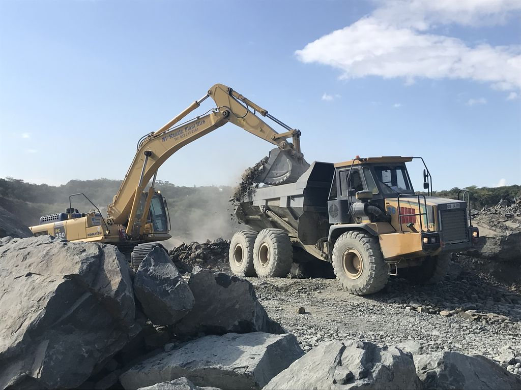 Tongaat Quarry – Durban